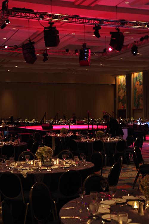 Dolphin_Resort_Disney_Orlando_Pink_Stage_Lighting_Truss_Empty_Room