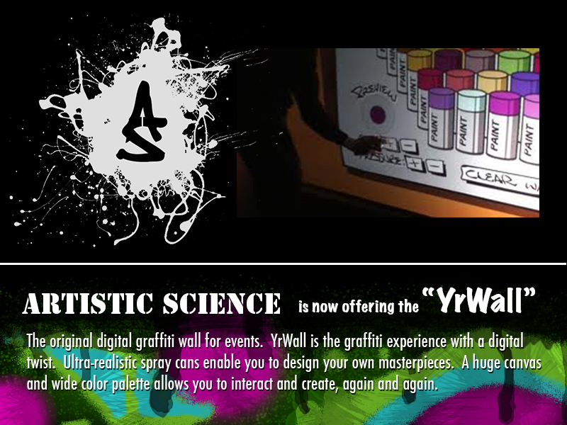 Artistic_Science_YRWALL_Promo